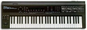 Roland D-50